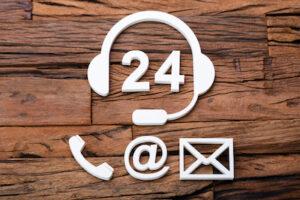 24-hour Tech Support